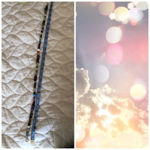 Jewelry - Handmade Multi-Color Beaded Necklace